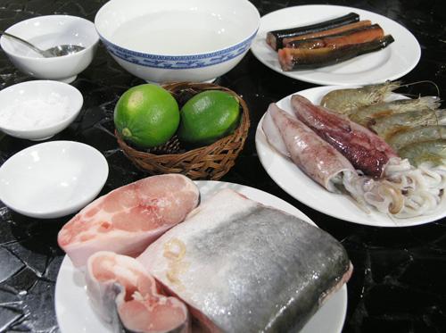 Khử mùi tanh của cá, đơn giản thôi!