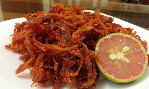 Làm thịt lợn khô ăn giống hệt thịt bò