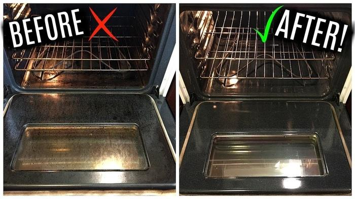 Lò nướng dính dầu mỡ sẽ 'sạch bong kin kít' nếu bạn biết tận dụng nguyên liệu này trong bếp