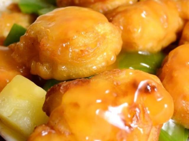 Lườn gà dễ ế dịp Tết biến tấu thành món sốt chua ngọt ai cũng mê