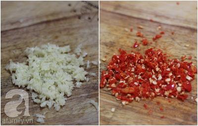 Mách bạn công thức làm muối tôm không màu thực phẩm