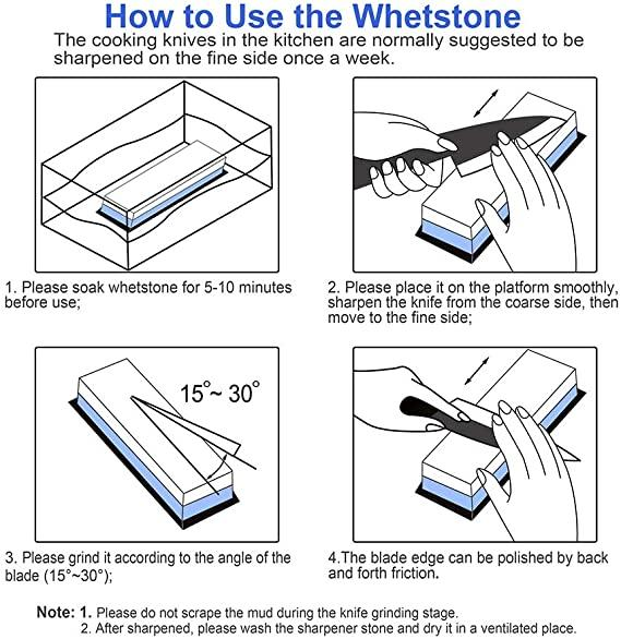 Mài dao dễ như bỡn với trọn bộ bí kíp từ thời