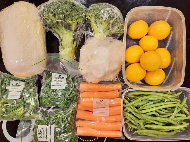 Mẹ 9x mách bạn cách bảo quản thực phẩm