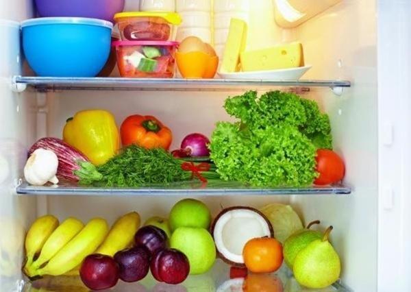 Mẹo bảo quản rau củ quả tươi lâu trong tủ lạnh, để nhiều ngày chẳng hề lo hỏng
