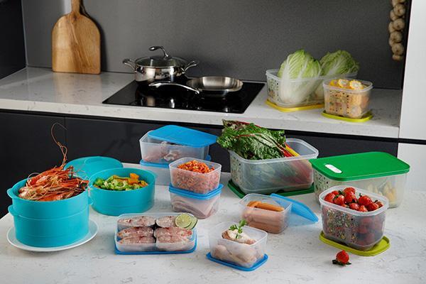 Mẹo bảo quản thực phẩm tươi lâu mùa cuối năm bận rộn