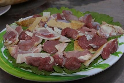Mẹo chọn các loại thịt ngon cho ngày Tết