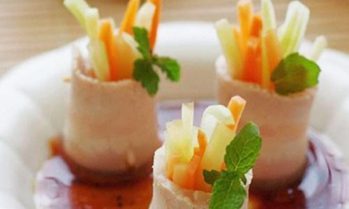 Mẹo hay giúp trình bày món ăn đẹp