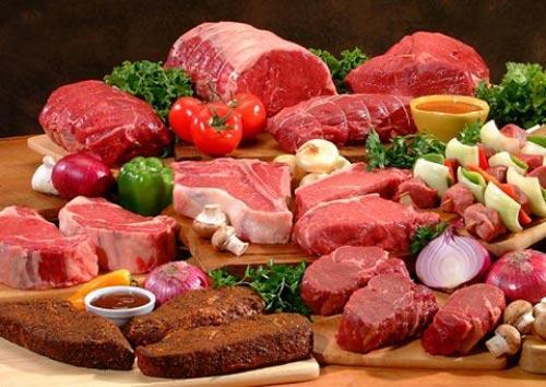 Mẹo khử mùi hôi của thịt