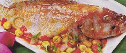 """Món ngon từ cá giúp quý ông """"sung"""""""