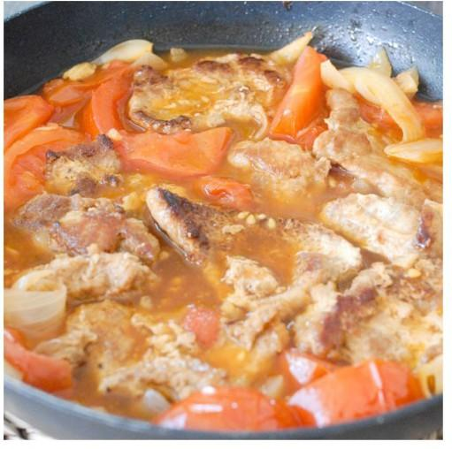 Món thịt heo xào trở nên ngon hơn gấp bội chỉ cần thay đổi 1 bước làm