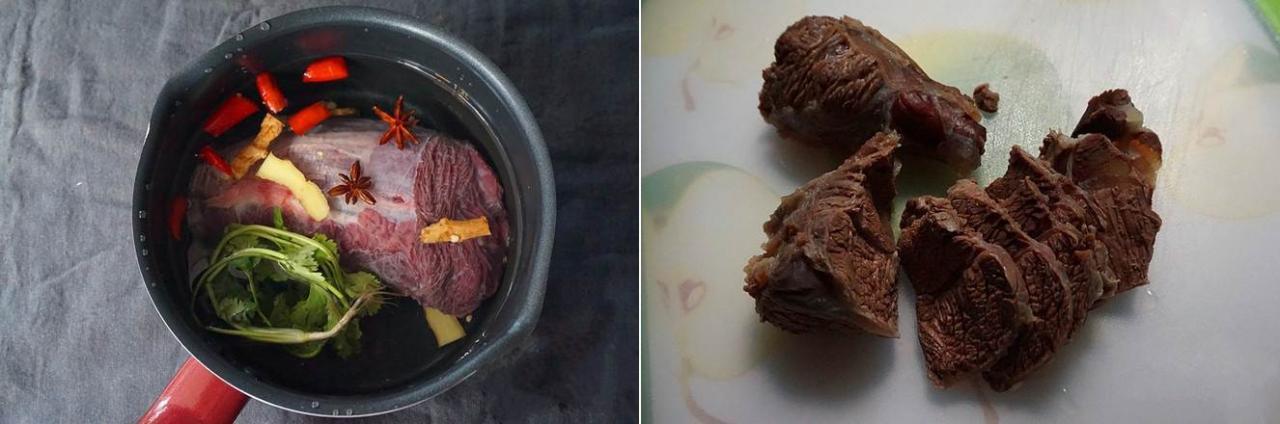 Muốn giảm cân mà vẫn ăn ngon, học ngay cách làm món thịt bò trộn siêu tốc này nhé