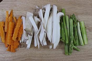 Nấm đùi gà xào thịt bò đơn giản mà ngon