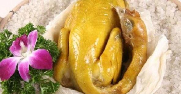 Nghỉ lễ trổ tài làm gà ủ muối ngon ngọt đậm đà đãi cả nhà thôi các mẹ ơi!