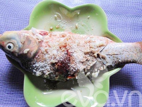 Ngon cơm với cá hấp chua ngọt