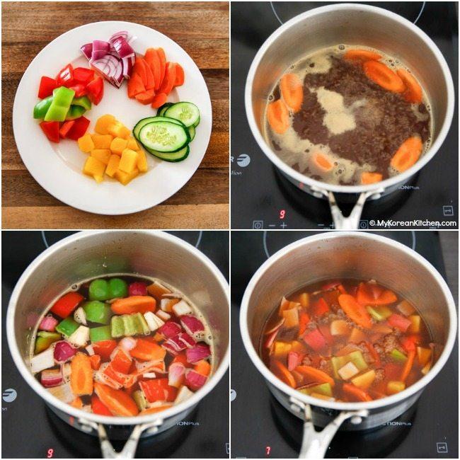 Ngon cơm với món thịt sốt chua ngọt