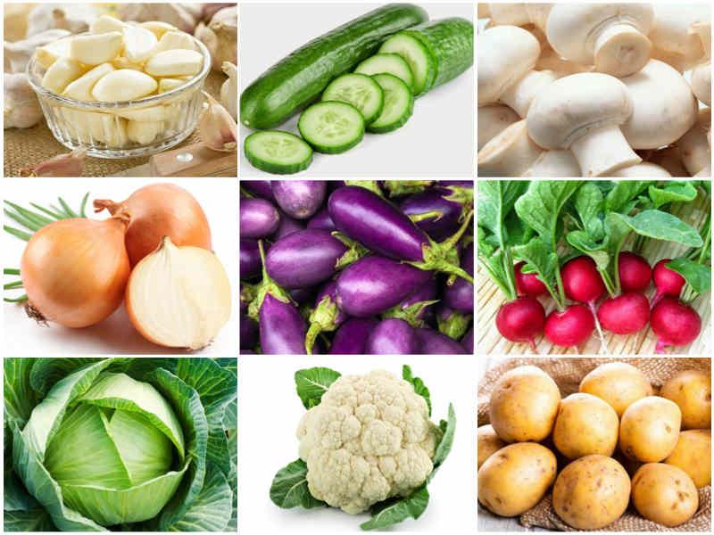 Nguyên tắc ngắn gọn, dễ nhớ chọn rau củ không hóa chất