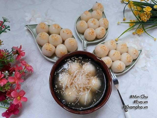 Những cách làm bánh trôi, bánh chay cho Tết Hàn thực thêm ý nghĩa