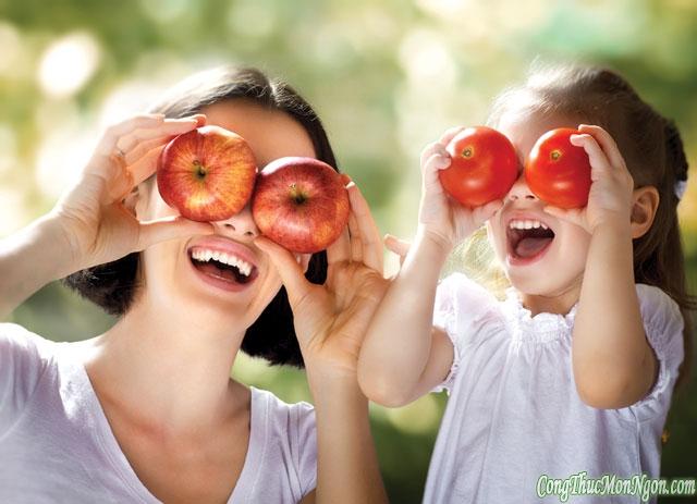 Những loại trái cây tốt cho trẻ