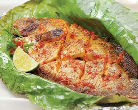 Những món cá không cần sử dụng dầu mỡ khi chế biến