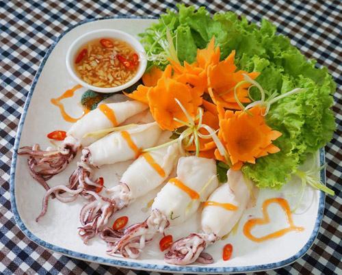 Những món hải sản ngon cho Tết Dương lịch