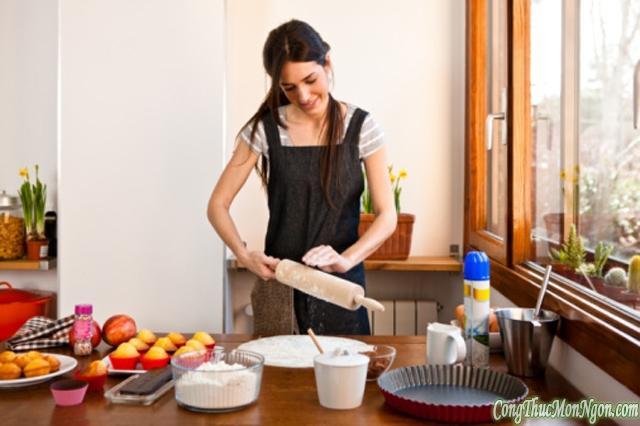 Những nguyên tắc cơ bản trong nấu ăn