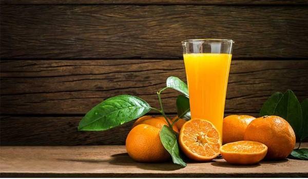 Nước quả giúp tăng hưng phấn