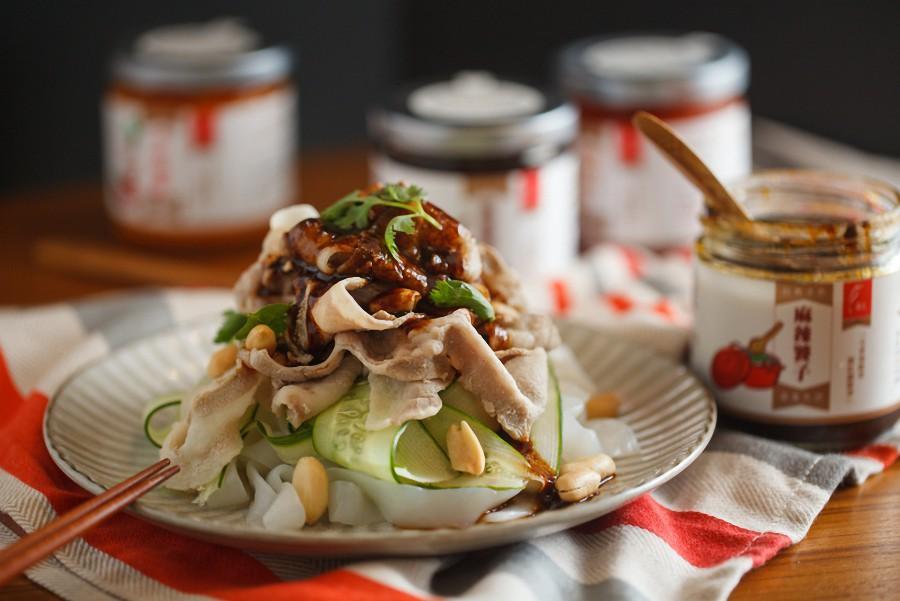 Phở trộn thịt luộc làm nhanh, ăn ngon cho bữa tối bận rộn