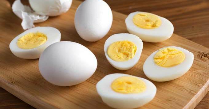 Quên cách luộc trứng cũ đi, luộc trứng bằng nồi chiên không dầu mới là