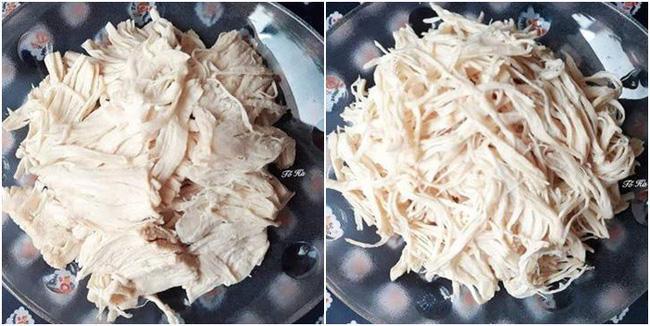 Sau Tết dư nhiều thịt ức gà, nhất định phải làm ruốc gà ăn dần vì cực ngon!