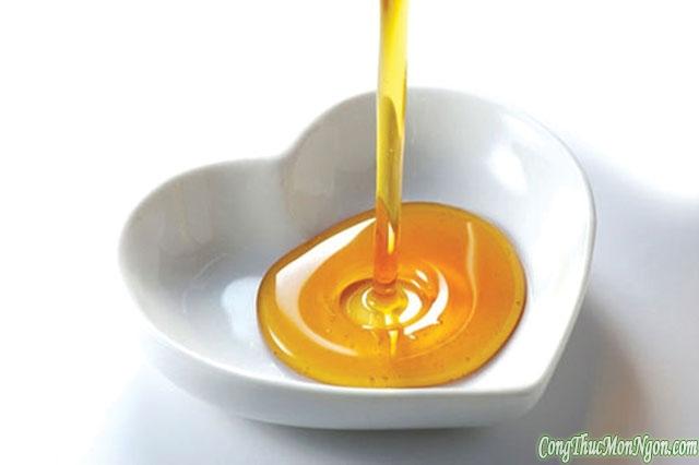 Sử dụng dầu ăn tại gia đình