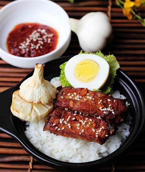 Sườn nướng kiểu Hàn đơn giản mà hấp dẫn