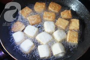 Sườn ram đậu xốt mayonnaise cho cơm tối thêm ngon