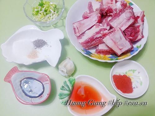 Sườn rim mặn ngọt đậm đà, mềm thơm ăn cơm ngon vô cùng