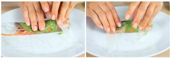 Thảnh thơi làm gỏi cuốn thịt bò nướng mềm thơm cực hấp dẫn