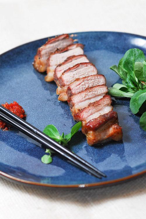 Thịt ba chỉ nướng kiểu Hàn ngon mê