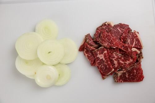 Thịt bò sốt tiêu đen ấm lòng ngày mưa gió