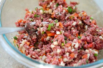 Thịt bò viên sốt dứa và xì dầu cực ngon và hấp dẫn