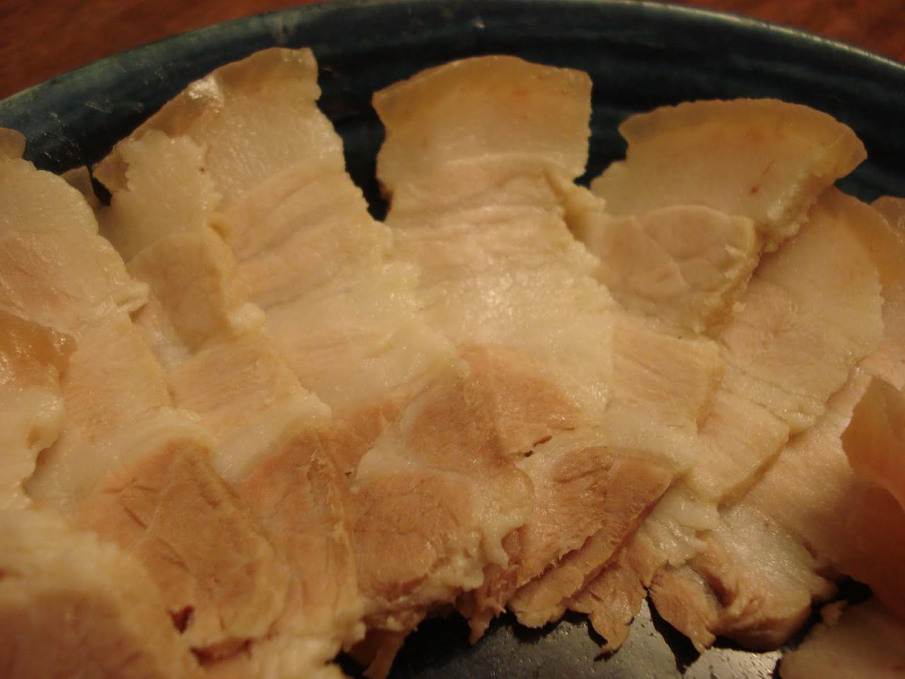 Thịt lợn ngâm mắm