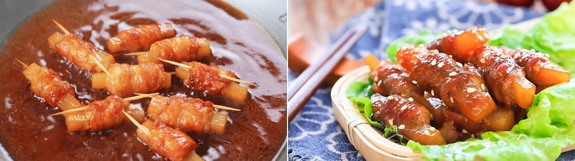 Thịt với khoai tây thì ai cũng biết rồi, nhưng kết hợp vừa lạ vừa ngon đặc biệt thế này thì đảm bảo mới toanh!