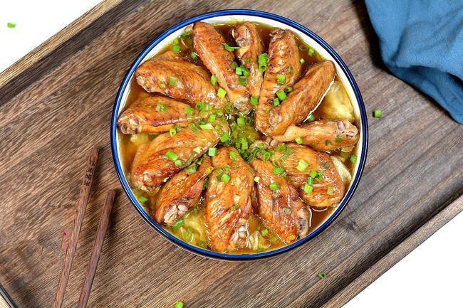 Thử ngay công thức cánh gà nướng này để Tết có món mới đãi cả nhà