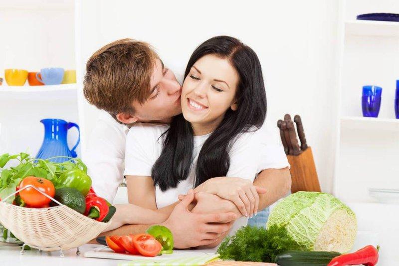 Thực phẩm hỗ trợ thụ thai