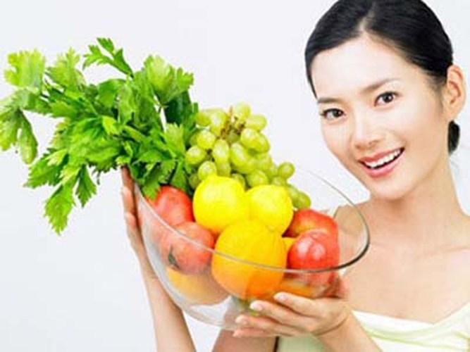 Thực phẩm tốt cho phụ nữ