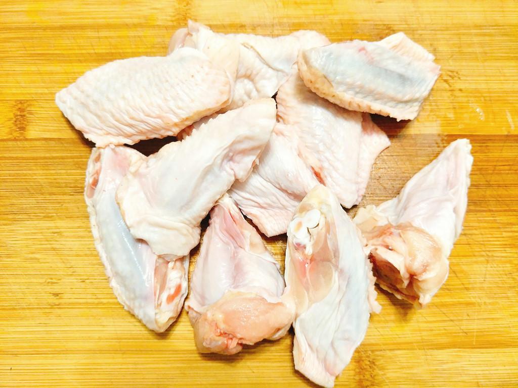 Tối nay ăn gì: Cánh gà nướng bơ tỏi
