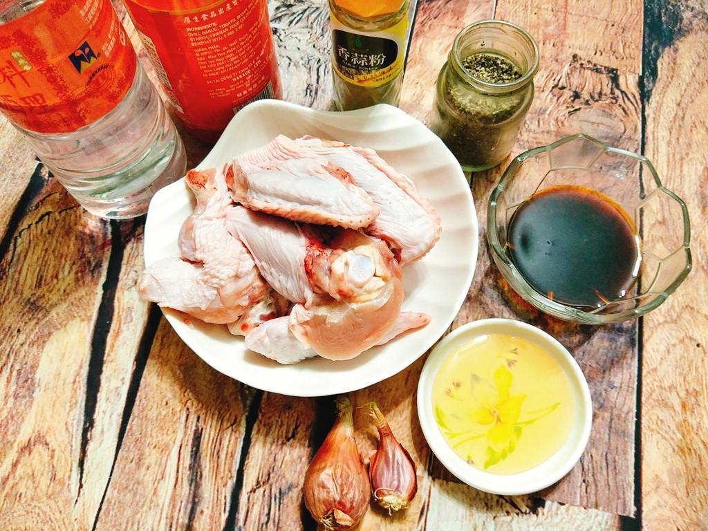 Tối nay ăn gì: Cánh gà nướng cay