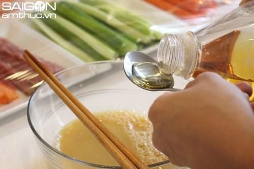 Trổ tài làm món trứng hấp kiểu Nhật ngon và bổ dưỡng