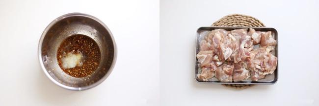 Trời lạnh ăn cơm với gà rang cay là ngon miễn chê