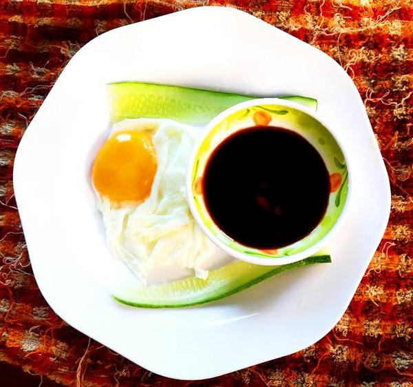 Từ giờ bạn hãy thôi ăn trứng ốp la với xì dầu đi nhé, chẳng tốt lành gì đâu!
