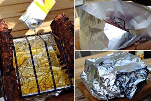Tự làm sườn nướng kiểu BBQ