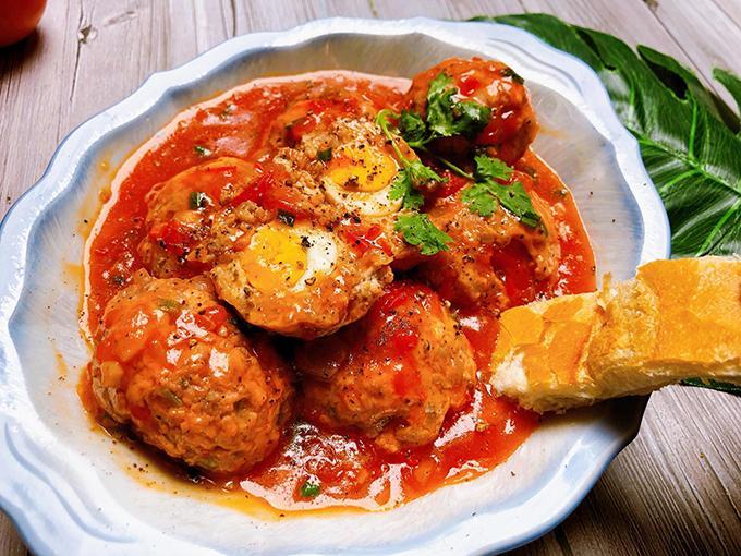 Xíu mại gà trứng cút